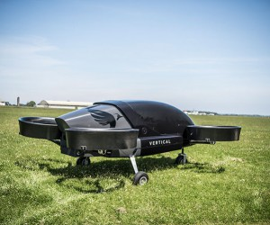Vertical Aerospace Unveils UKs first Flying Taxi