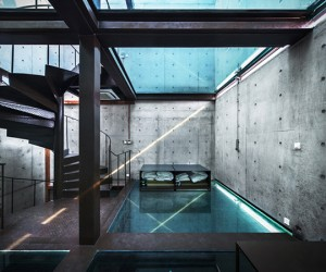 Vertical Glass House | Atelier FCJZ