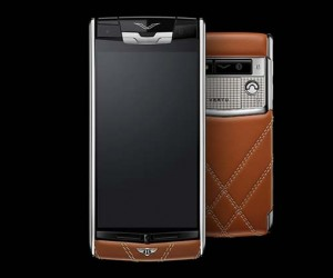 Vertu for Bentley smartphone goes official