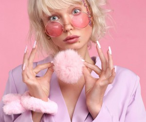Vibrant and Elegant Fashion Photography by Lucy Alcorn