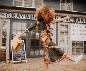 Vibrant Fashion and Street Style Photography by Rachel Green