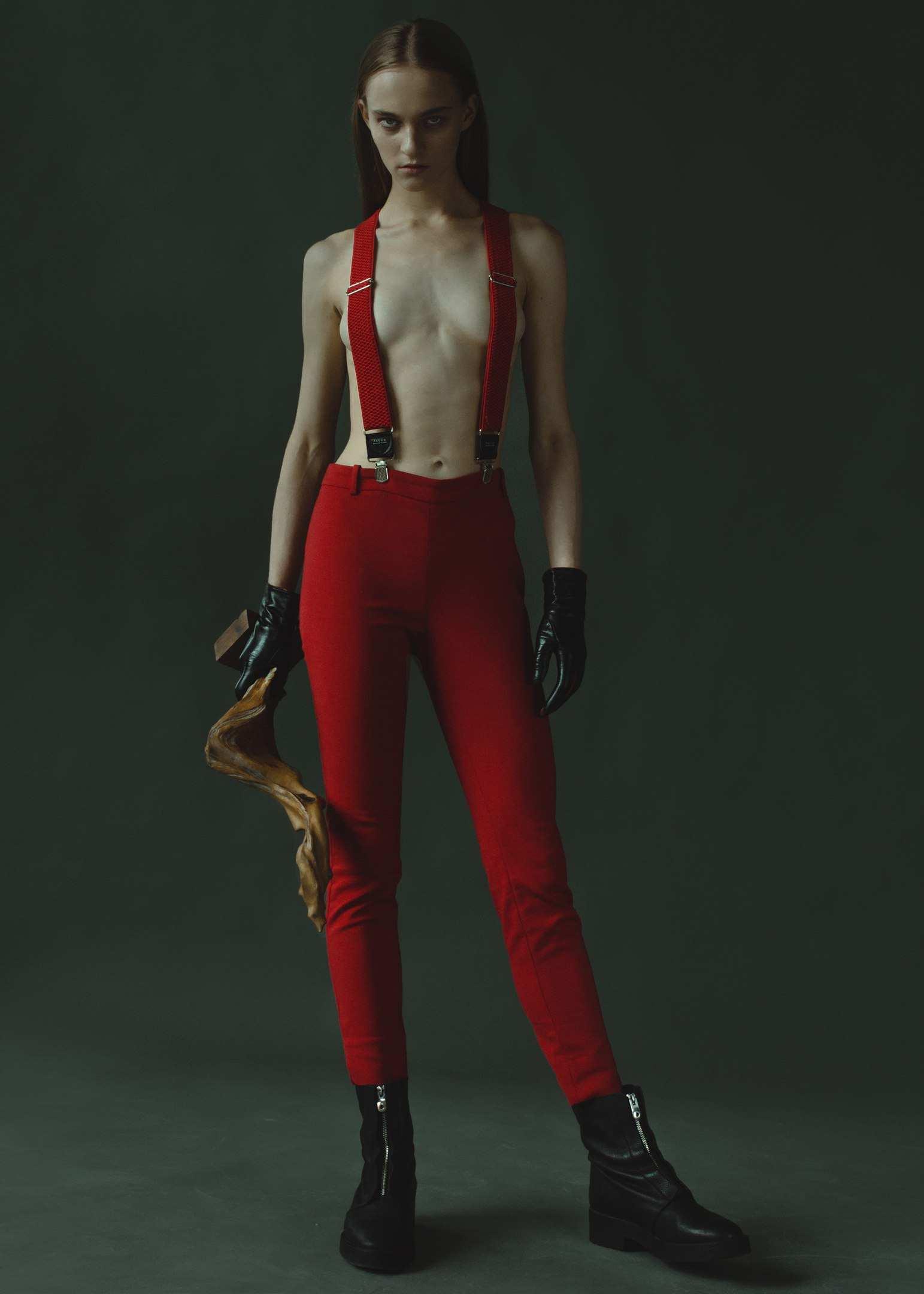 Vibrant Fashion Photography By Nicole Davidova