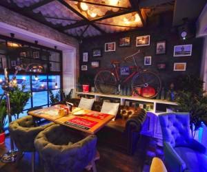 Vibrant Interior Colors and Stylish Decor  Rolls 1