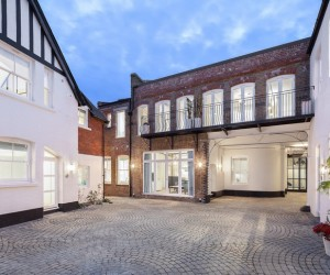 Victorian Bakery Buildings Converted into 12 High-End Homes
