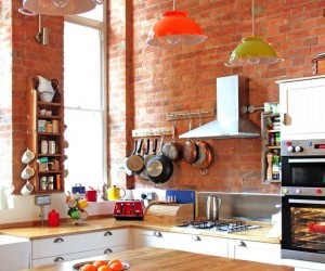 Victorian School Converted to Playful Home with Upcycled Treasures