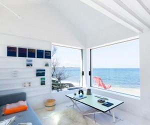 Viking Seaside Summer Cabin by Freaks Architects