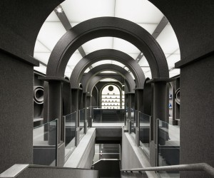 Viktor  Rolf Paris Flagship Store by Architecture  Associs