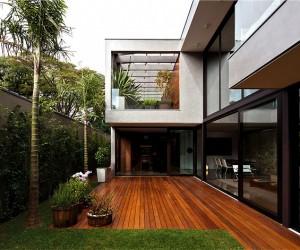 Vila Madalena in Sao Paulo