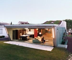 Villa Bio by Enric Ruiz-Geli  Cloud 9