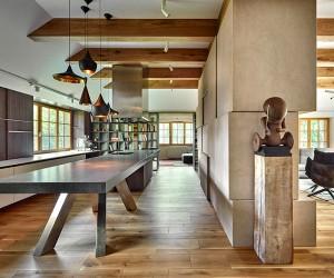 Villa Interior by Beef Architects