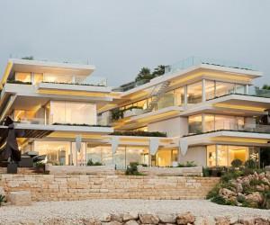 Villa Kali by BLANKPAGE Architects  Karim Nader Studio