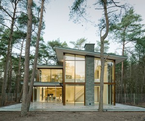 Villa Kerckebosch by Engel Architecten