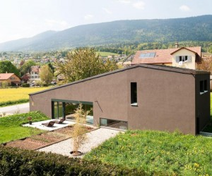 Villa Molinari-Desmeules by Fovea architectes