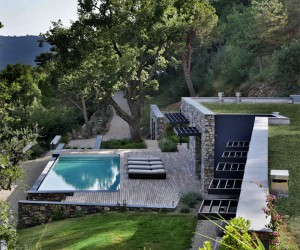 Villa Nemes: Sustainable  Spectacular Home in Italy