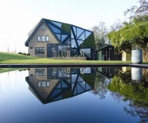 Villa Rotterdam: unique architectural design
