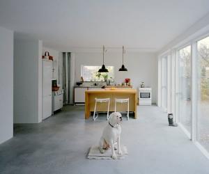 Villa Trngsund by Marge Arkitekter