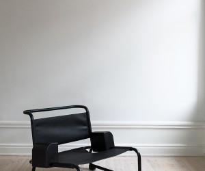 Vima Lounge Chair by Haha Sthlm