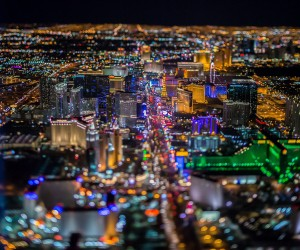 Vincent Laforets Aereal Views of Las Vegas