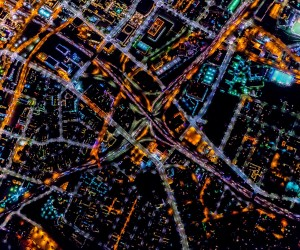 Vincent LaForets Aerial Views of Los Angeles