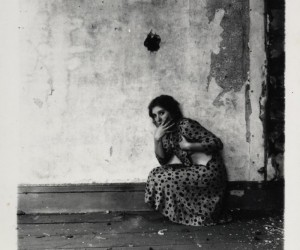 Vintage Black and White Photography by Francesca Woodman