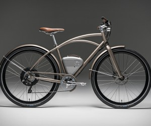 Vintage Electric Cafe E-Bike