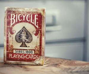 Vintage Playing Cards   Bicycle
