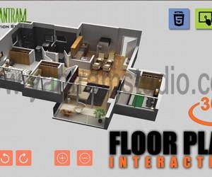 Virtual Reality Floorplan By Yantram Development- Boston, USA