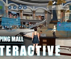 Virtual Reality Real Estate Shopping Mall App Development by Yantram Virtual Reality Application, Vegas - USA