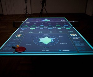 Virtual Table Tennis Trainer by Thomas Mayer