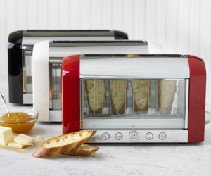 Vision Toaster: Watch Your Toast before It Burns