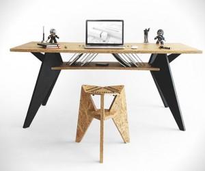 Viva Desk by Shift