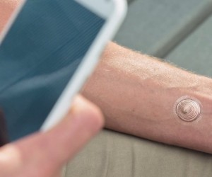 VivaLnk introduces a Digital Tattoo to unlock your phone