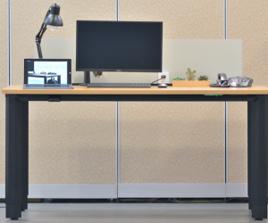 ViviStand: Sit or Stand Desks