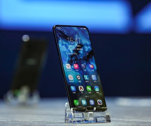Vivo Introduces Nex, A True All-display Phone