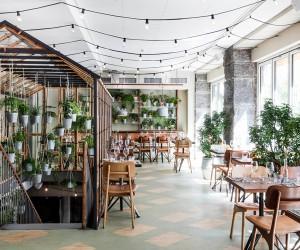Vkst  Restaurant Copenhagen by Genbyg