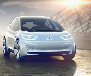 Volkswagen I.D. Autonomous Electric-Car