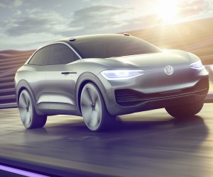Volkswagen Reveals the I.D. CROZZ
