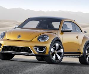 Volkswagen Unveils Beetle Dune