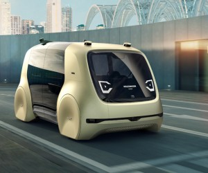 Volkswagen Unveils The Self-Driving Car Sedric