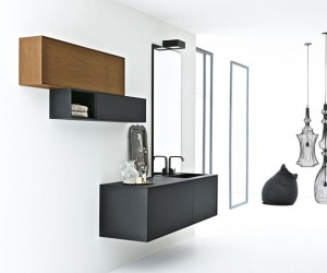 Volo Green: Bathroom Collection by Altamarea