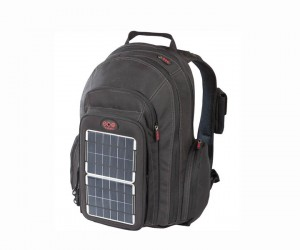 Voltaic: The Smart Solar Backpack