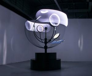 Volverium Digital Art Installation  Thijs Biersteker