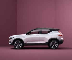 Volvo Unveils Concept 40.1 and 40.2