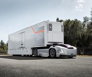 Volvos Vera Autonomous Truck Concept