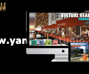 VR Real Time Application and 360 panoramic of virtual reality developer by VR Development, California  USA