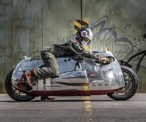 VTR Customs BMW Motorrad Spitfire Monster