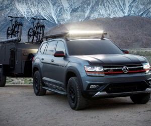 VW Atlas Basecamp