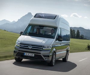 VW California XXL Camper
