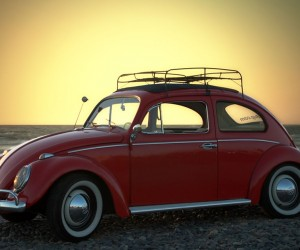 VW Electric Beetles