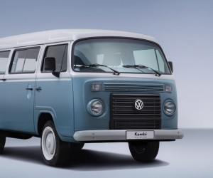 VW T2 Micro Bus: Kombi Last Edition